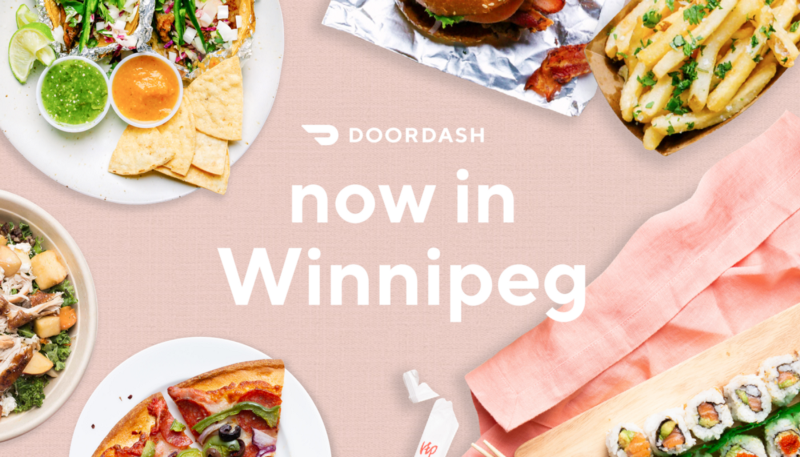 Now Dashing in Winnipeg and 50 Cities Across Canada