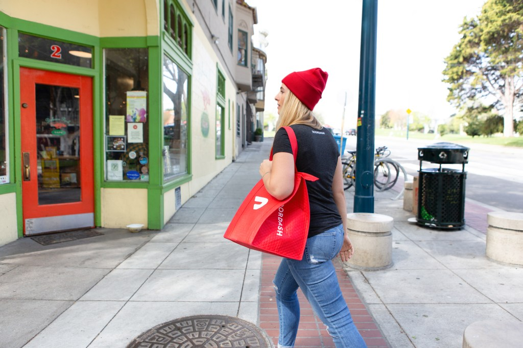 A Majority of Dashers Are Women. Here's Why They Choose DoorDash.