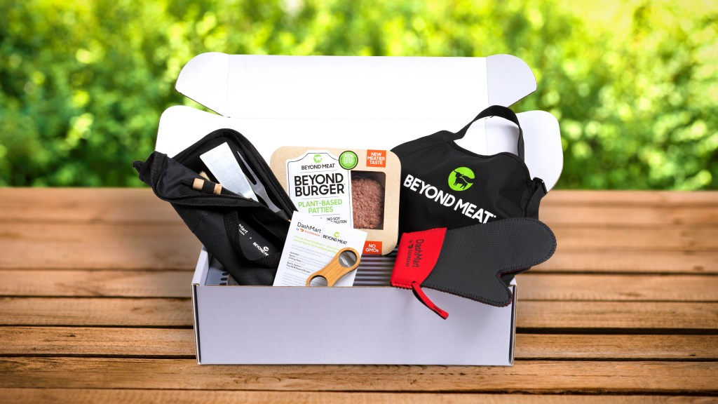 DoorDash and Beyond Meat Expand Summer Grilling Partnership