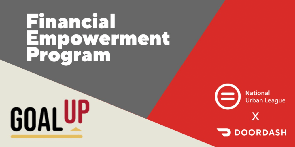 Announcing the GoalUp Financial Empowerment Program to Promote Financial Literacy